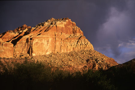 Capitol Reef. (40.099 Byte)