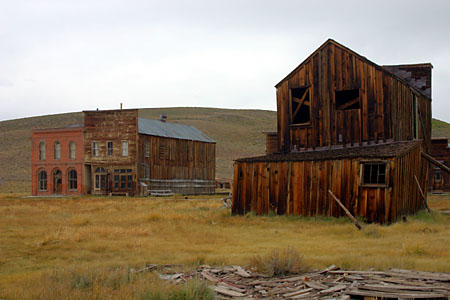 Bodie State Historic Park. (37.092 Byte)